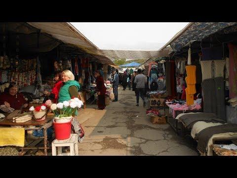 Козий рынок в Нальчике готовится к бунту - Смотреть видео онлайн