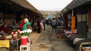 видео: Козий рынок в Нальчике готовится к бунту