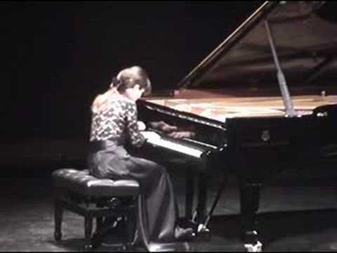 Elisso Bolkvadze Plays Prokofiev Sonata 7 III
