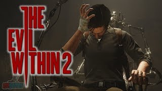 The Evil Within 2 Part 4 | Horror Game Let's Play | PC Gameplay Walkthrough