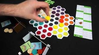 7 Steps - Kosmos - Brettspielblog.net