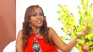 Interview with Designer Sara Mohammed - Part 2 Season 4 Episode 7 -  Enchewawot  | Talk Show