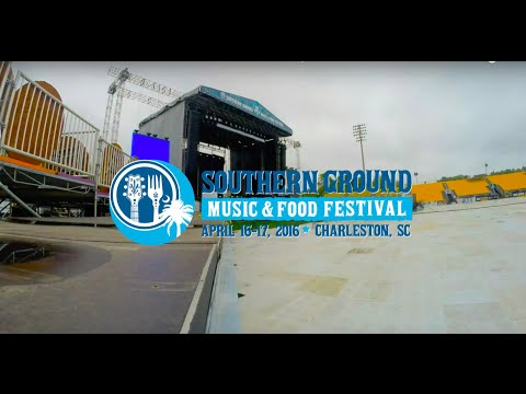 2016 Southern Ground Music and Food Festival - Charleston Recap