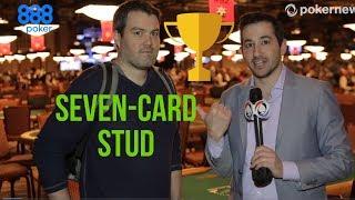 888 Poker Spotlight: WSOP Seven-Card Stud Championship