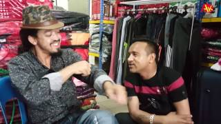 eku and prakash katuwal comedy || इकु र प्रकाश कटुवालको यस्तो रमाइलो || at Malaysia