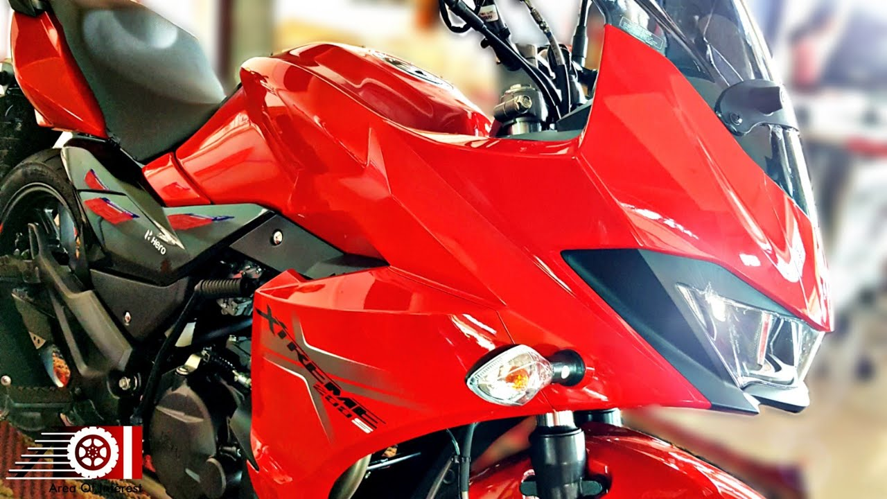 Hero Xtreme 200s Abs Supersport 200cc Colors Price Mileage