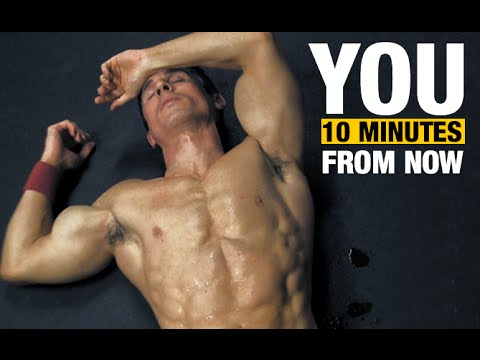 10 Minute Home Fat Burning Workout (NO EQUIPMENT KILLER!!)