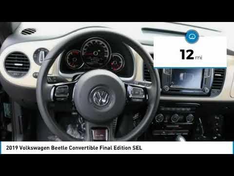 2019 Volkswagen Beetle Convertible Woodland Hills CA N1930