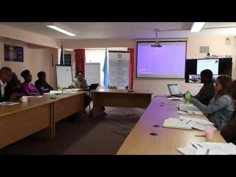 BROWN BAG AT IOM SOMALIA | ALICE KIMANI | IOM REGIONAL OFFICE (EAHOA)