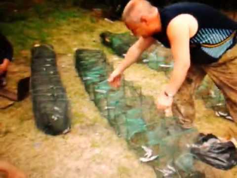 Рыбалка на реке Ока во Владимирской области 24 07 2013г