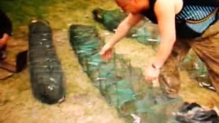 Рыбалка на озере Святом во Владимирской области.