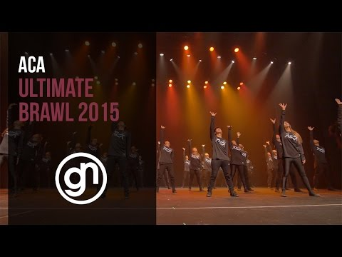 ACA [1st Place] | Ultimate Brawl XV 2015 [Official Front Row 4K]