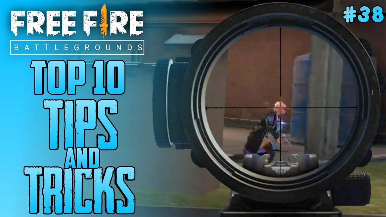 Top 10 New Tricks In Free Fire | New Bug/Glitches In Garena Free Fire #34
