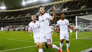HIGHLIGHTS ● UEL ► Bordeaux 1 vs 1 Liverpool - 17 Sep 2015 | English Commentary