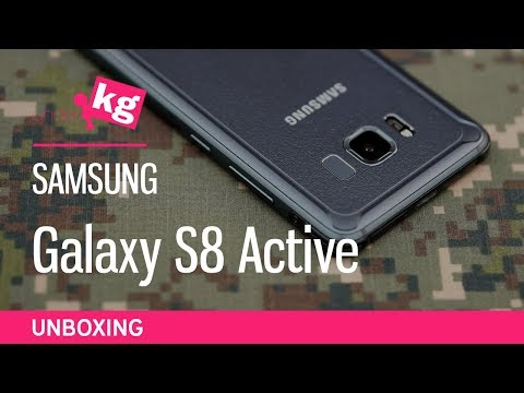 Samsung Galaxy S8 Active Reviews, Specs & Price Compare