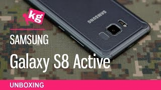 Samsung Galaxy S8 Active Unboxing [4K]