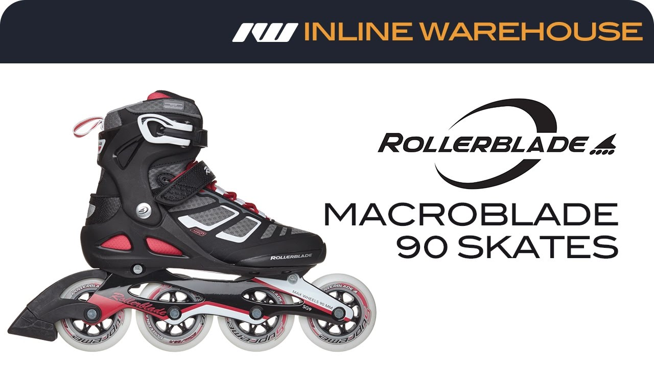06e9cb33131 2017 Rollerblade Macroblade 90 Skates For Women Review - YouTube
