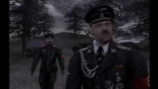 Return to Castle Wolfenstein (PS2) - 8-4 (Heinrich), Ending