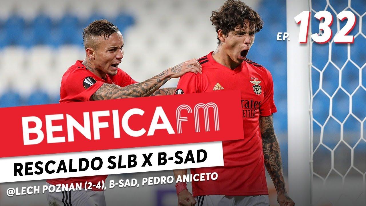 Benfica FM #132 - Benfica - B-Sad e Lech Poznan (2-0, 2-4)