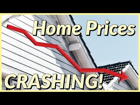 Home Prices Will Drop In 2020-21 + The Data To Prove It!