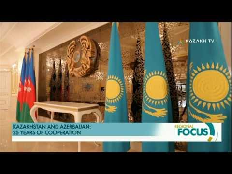 KAZAKHSTAN AND AZERBAIJAN: 25 YEARS OF COOPERATION