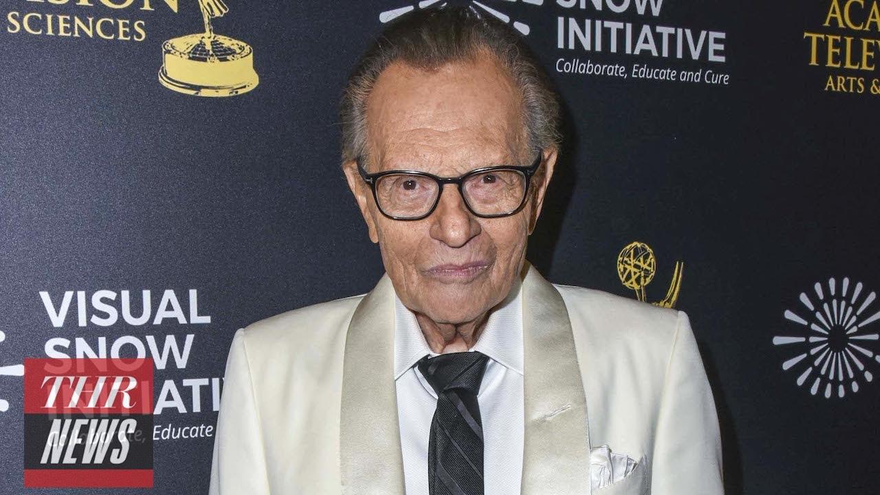 Larry King, Legendary TV Host, Dead at 87 | THR News