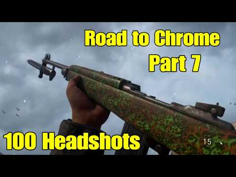 Road to Chrome WWII part 7 (M1A1 Carbine)