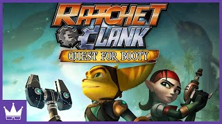 Twitch Livestream | Ratchet & Clank Future: Quest for Booty Full Playthrough [PS3]