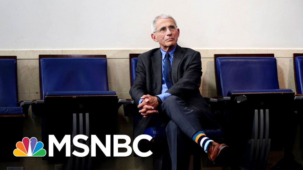 See Dr. Fauci's Stunning Pandemic Warning – Long Before Trump Minimized Coronavirus | MSNBC