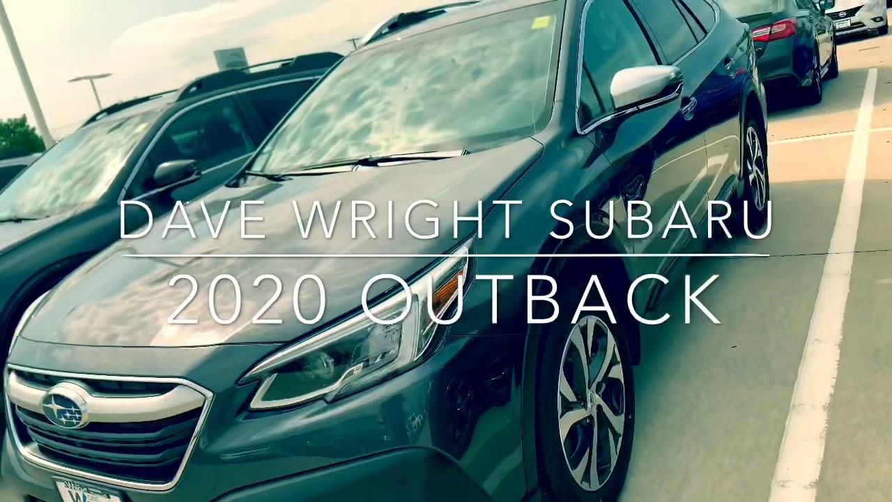 2020 Subaru Outback Driver Assist 👀🚙
