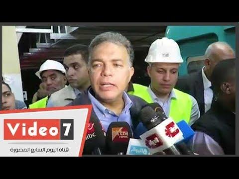 اليوم السابع :وزير النقل ندرس زيادة سعر تذكرة المترو مع افتتاح المرحلة الرابعة