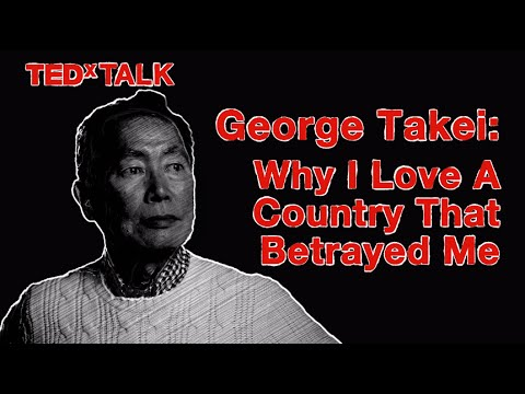 George Takei Talks Japanese American Incarceration