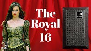 Zenith Royal 16 Classic AM Portable Radio