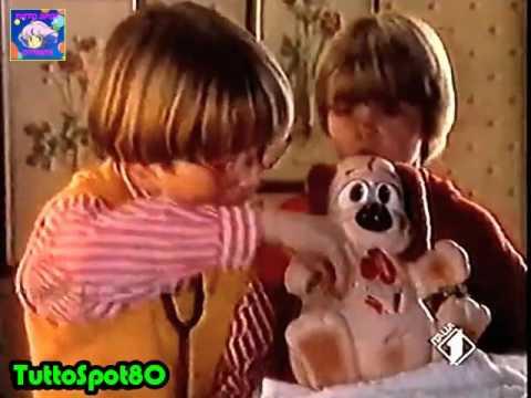 Giocattoli ANNI 80 - BOBBY BUA  1989  Spot Ita.