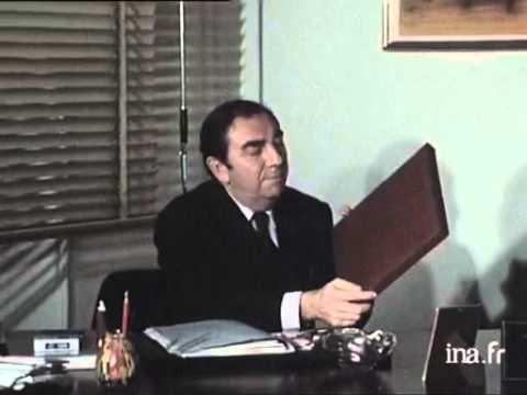 Pierre Barbizet, pianist. archival footage
