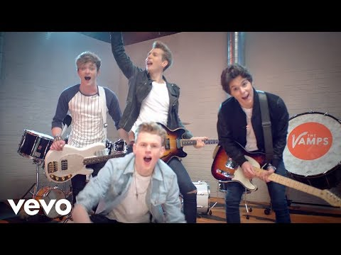 The Vamps - Last Night (Official Video)
