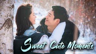 Something in the Rain    Jin Ah & Joon Hee - Cute Sweet Moments