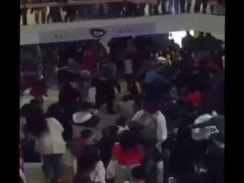 Cross Creek Mall Fights Fayetteville  N.C.