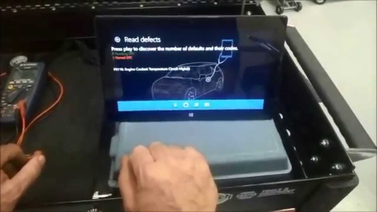 diagnosing a bad coolant temperature sensor [ 1280 x 720 Pixel ]