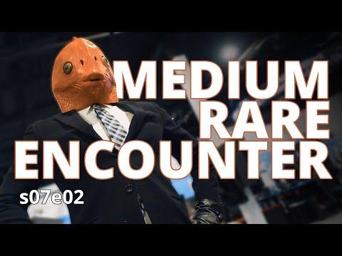Holy Mackerel — Medium-Rare Encounter