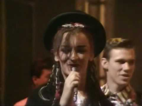 Boy George Do You Really Want To Hurt Me Youtube
