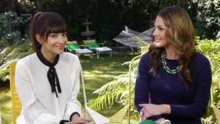Hannah Simone Chats about Dating & Life Before New Girl - Girl Crush