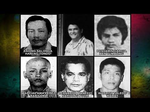 10 Kilalang kilalang kriminal ng Pilipinas