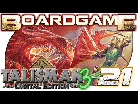 Boardgame Night: Talisman S3 - 21. Merchant Magus