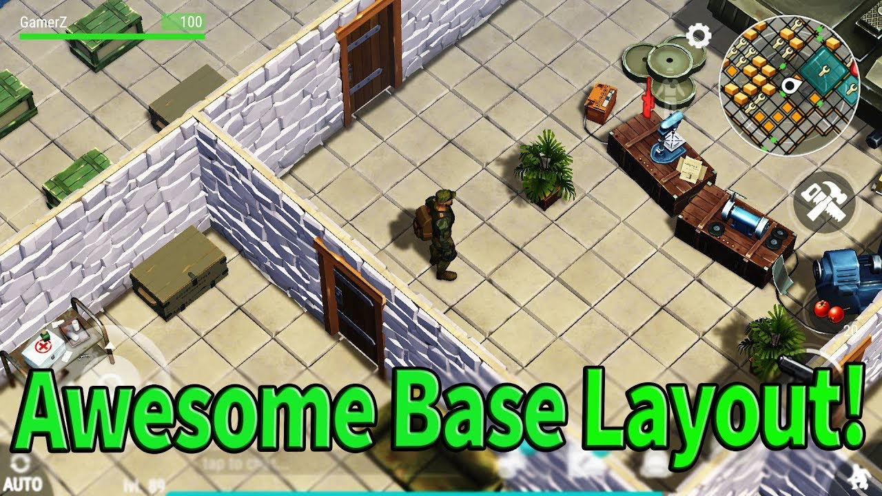 My Best Base Layoutfull Base Tourlast Day On Earthsurvival Best Survival Game Android Ios