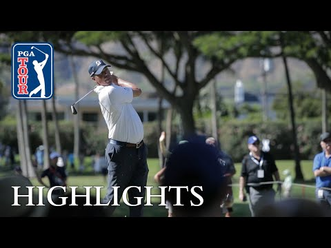 Highlights | Round 2 | Sony Open 2019