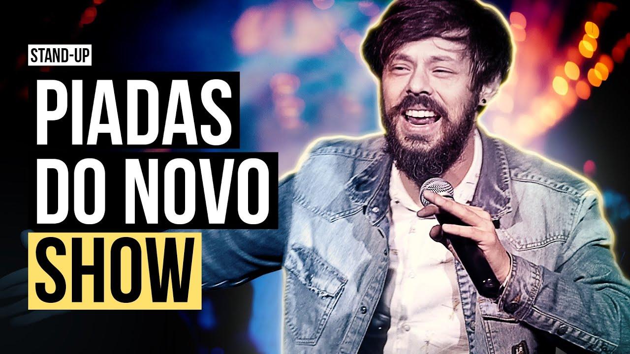 NANDO VIANA - Piadas do NOVO Show