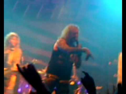 Steel Panther - Stripper Girl Live @ Newcastle 18/03/10
