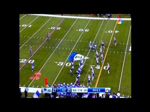 colts strange play