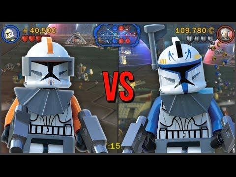 ДУЭЛЬ ДВУХ БРАТЬЕВ! ► LEGO Star Wars III: Versus Mode